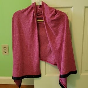 Like New, Lululemon Vinyasa Scarf in Pink